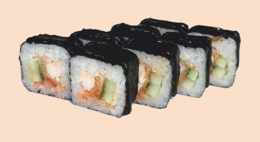 Crispy Chicken Maki